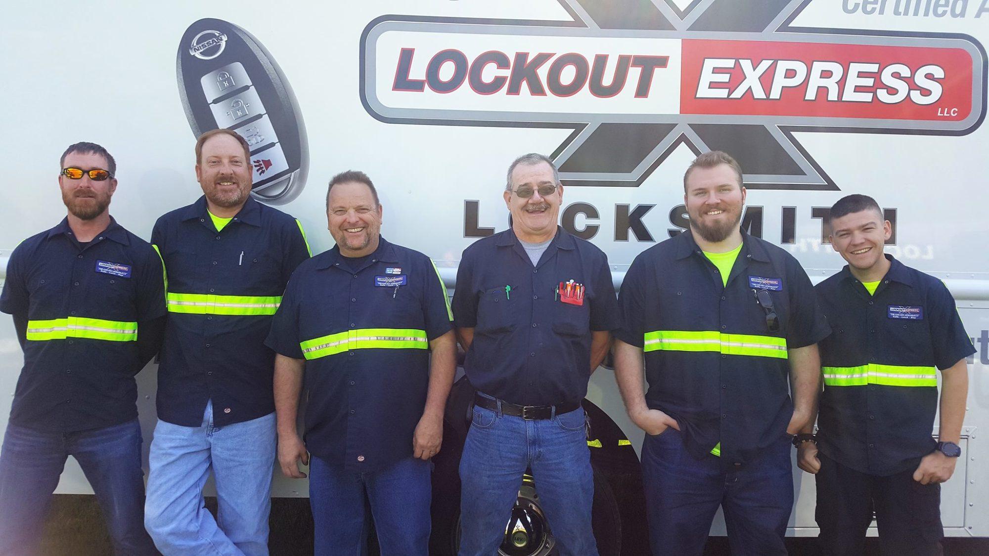 lockout express team